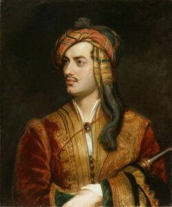 Lord Byron (poeta inglés del S.XIX)